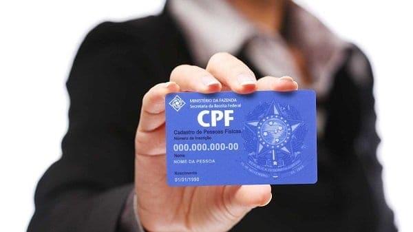 Situação cadastral do cpf - Imagem principal