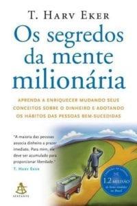 capa do livro Os segredos da mente milionária