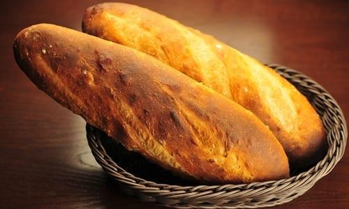 pães feitos em casa