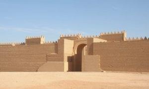 as muralhas da Babilônia