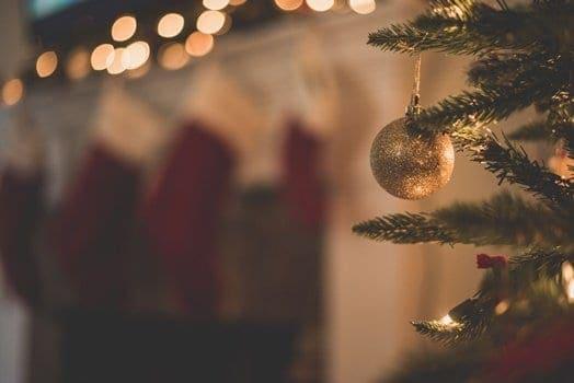 detalhes da ceia de Natal