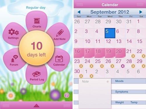 period diary app