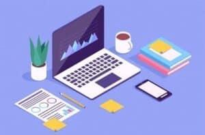 Figura com as ferramentas para fazer um planejamento online