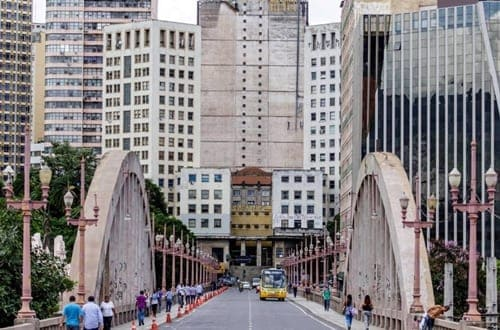 Viaduto Santa Tereza em Belo Horizonte.