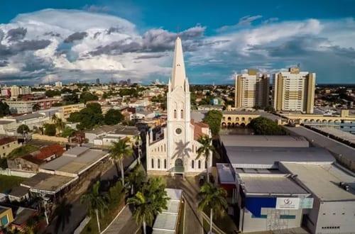 Arquidiocese de Cuiabá.