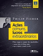 Foto da capa do livro Ações Comuns Lucros Extraordinários - Philip Fisher