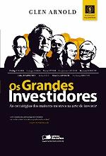 Foto da capa do livro Os grandes investidores - Glen Arnold