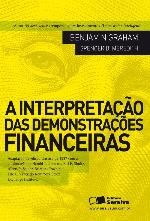 Foto da capa do livro Interpretação das Demonstrações Financeiras - Benjamin Graham