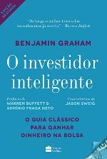 Foto da capa do livro O investidor inteligente - Benjamin Graham