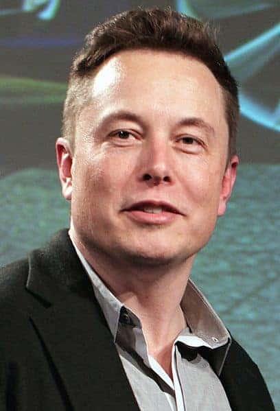 Elon Musk da tesla