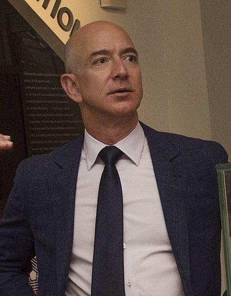 Jeff Bezos o homem mais rico do mundo