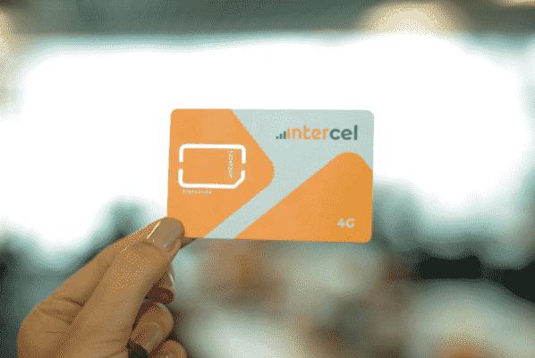 Foto do chip Intercel simbolizando o tema Confira os planos da Intercel