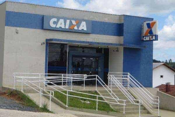 Foto de agência da Caixa simbolizando o tema Operação 013 Caixa