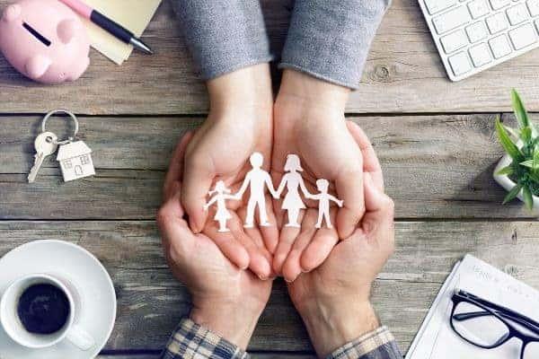 imagem para ilustrar o tema do texto: seguro de vida