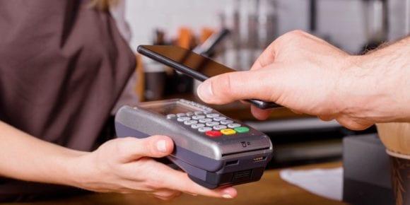 Pagamento por NFC