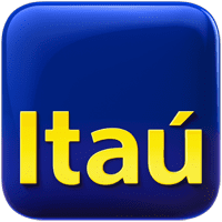 Logo do Itaú
