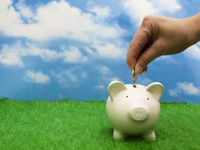 A poupança é como um cofrinho que multiplica seu dinheiro