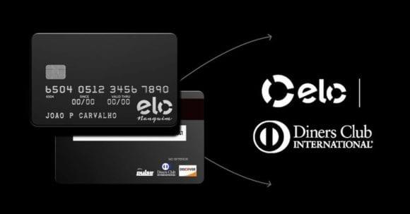 Cartão Elo Diners Club