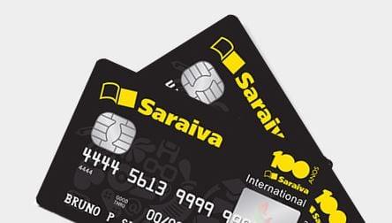 Conheça o Cartão Saraiva: Crédito sem anuidade