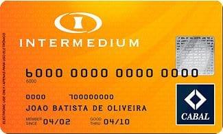 Cartão Consignado Intermedium