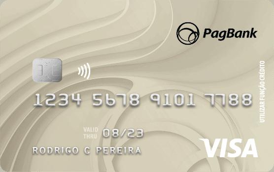 imagem do cartão pagbank