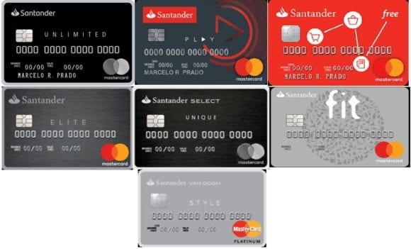 Cartões Santander sem Anuidade: Quais as opções?