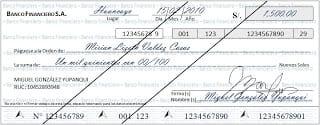 Quando assinar no verso do cheque? Endosso de Cheque