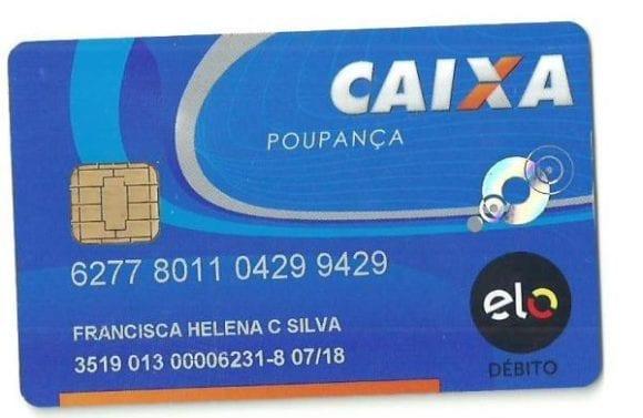 Dígito Verificador do cartão
