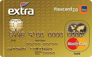 Extra Itau card