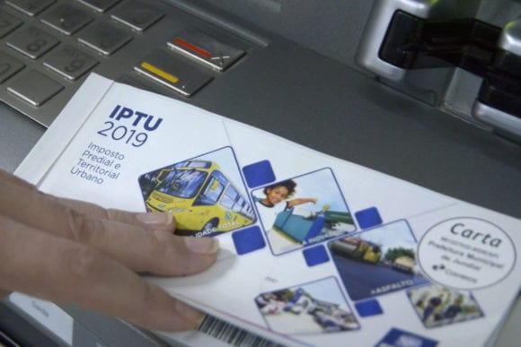 Conheça os bancos que recebem o pagamento do IPTU 2019.