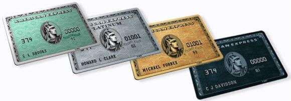 Quais os benefícios dos cartões American Express?