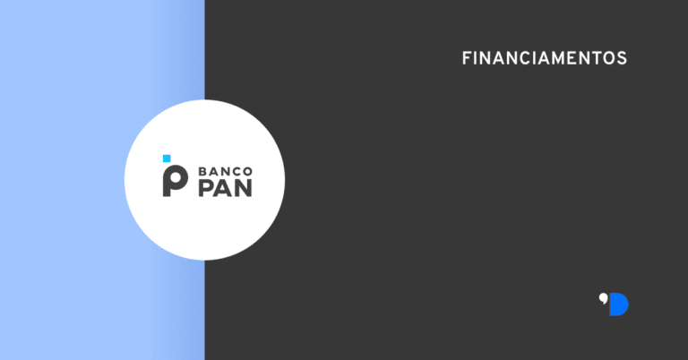 banco pan financiamento