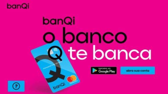 BanQi – Conta Digital e Cartão das Casas Bahia