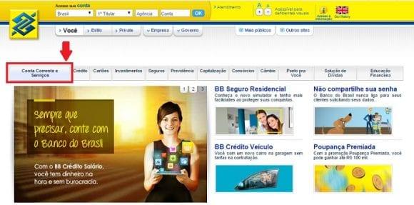 Como Abrir uma Conta Corrente do Banco do Brasil?