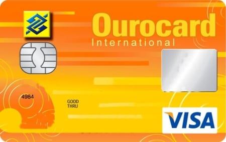 Cartão Ourocard para menor de idade