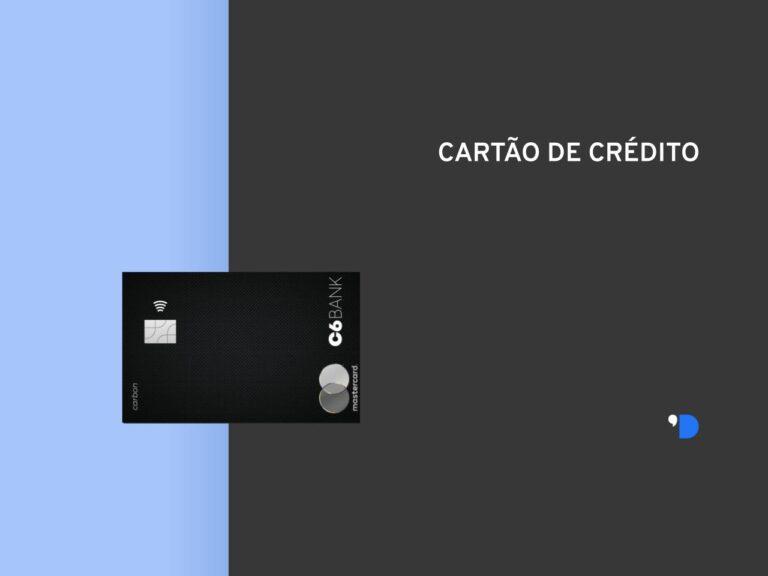 Imagem do cartão C6 Bank