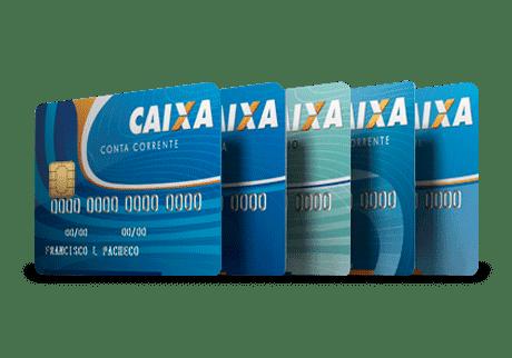Quais os limites para compras e saques da CAIXA