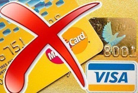 Por Que Meu Cartão de Crédito Não Foi Aprovado?