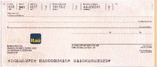 Diferença Entre Talão de Cheque e Cheque Especial