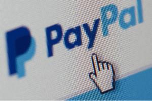 Logo do Paypal simbolizando o tema como ganhar dinheiro no PayPal
