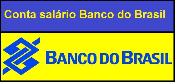 Conta Salário do Banco do Brasil