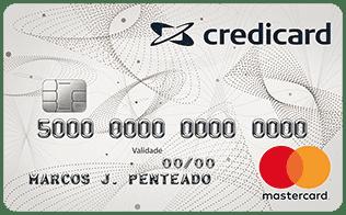 Cartão de Crédito Credicard ZERO – Sem anuidade