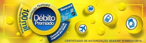 Ourocard: Promoção Débito Premiado do BB