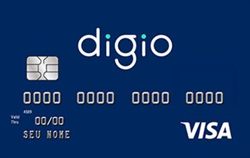 Conheça o Cartão Digital Digio Visa