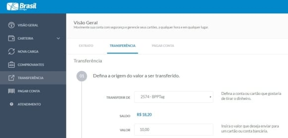 Conta Digital Brazilian Business Bank