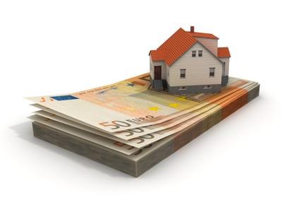 O imóvel usado como garantia pode baixar os juros do empréstimo