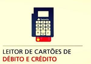 Adquirir máquina cartão Santander pessoa jurídica