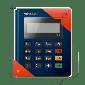 maquina cartao wirecard