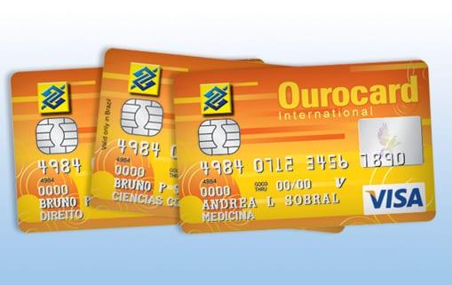 O Ourocard Universitário é uma opção de cartão para estudantes sem comprovação de renda