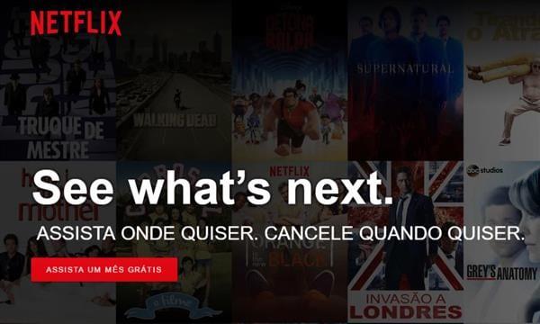 Como pagar Netflix em seu banco ou cartão de crédito?